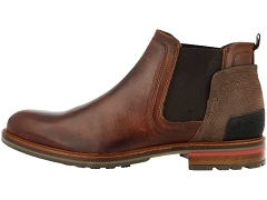 CT OX JUNIOR 791K46933:CHOCOLAT/CUIR