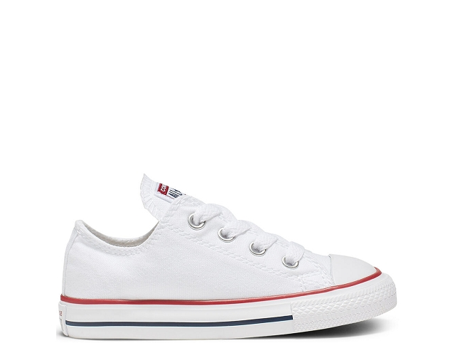 Converse lacet ct ox junior blanc6297804_2