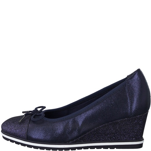 Tamaris escarpin 22461  24 navy combA734702_2