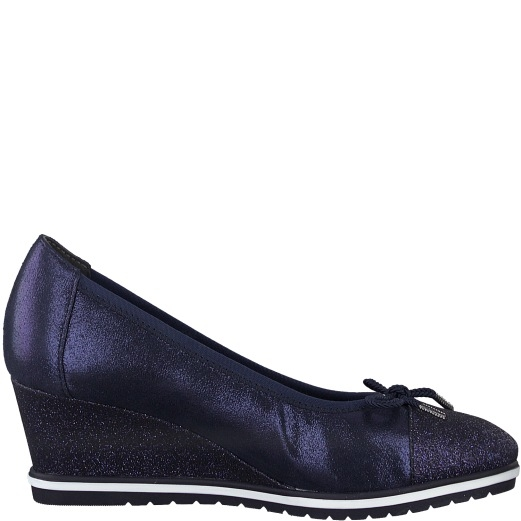 Tamaris escarpin 22461  24 navy combA734702_3